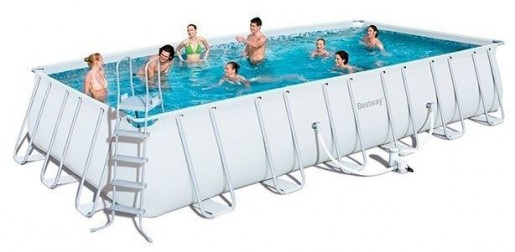 Mantenimiento alberca bestway for Piscina desmontable rectangular 3x2