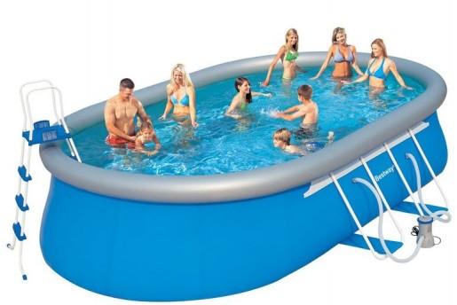 piscina desmontable 366 x 91 cm