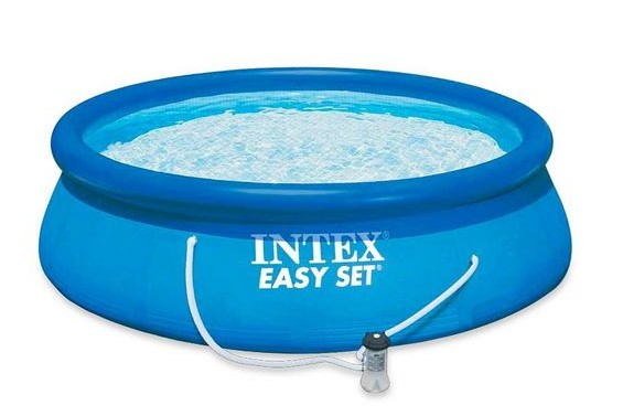 Piscinas intex easy set piscinas desmontables - Piscinas desmontables rigidas ...
