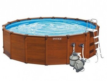 Piscina Intex Sequoia