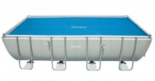 Piscina Intex Ultra Frame Rectangular
