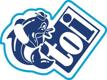 Marcas de piscinas - Logo Piscinas Toi