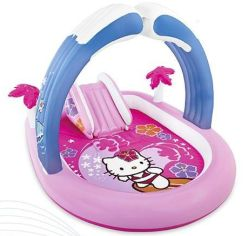 Centro de juego de Hello Kitty